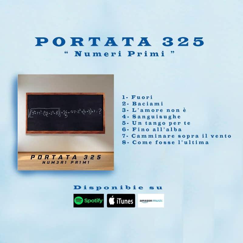 Portata 325 Album online