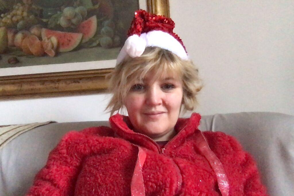 I miei personalissimi auguri di Buon Natale a tutti voi!