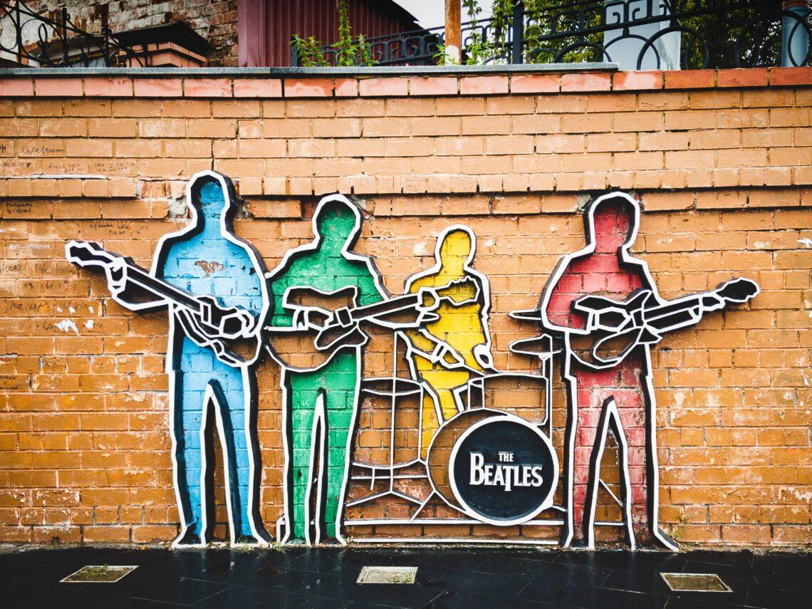 I Beatles in una foto di Fedor da Unsplash