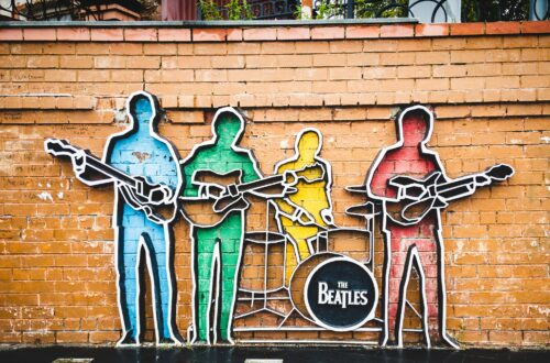 I Beatles in una foto di Fedor da Unsplash