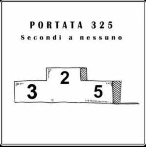 Secondi a Nessuno - Portata325